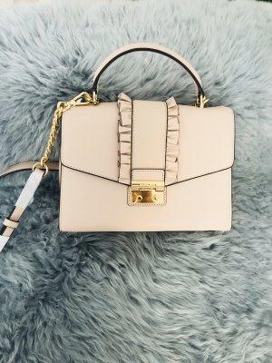 Michael Kors soft pink Ruffle Tasche Bag