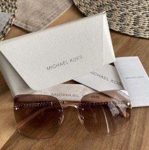 Michael Kors Butterfly Glasses light brown