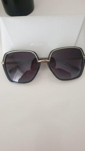 Michael Kors Gafas de sol cuadradas color oro-gris antracita