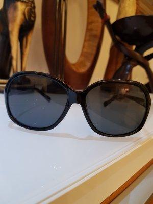 Michael Kors Hoekige zonnebril zwart