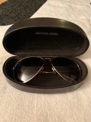 Michael Kors Lunettes aviateur brun pourpre
