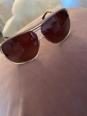Michael Kors Sonnenbrille Rose Silber