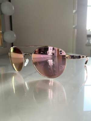 Michael Kors Sonnenbrille Rosé verspiegelt