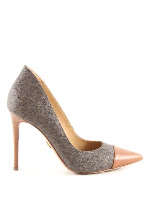 Michael Kors Spitz-Pumps Allover-Druck Business-Look