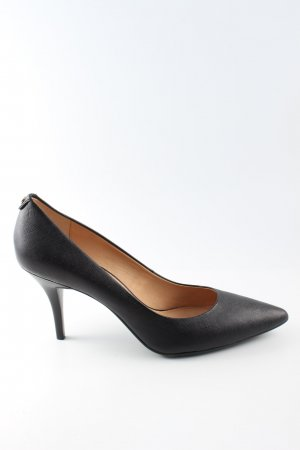 Michael Kors Spitz-Pumps schwarz Business-Look