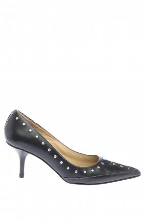 Michael Kors Spitz-Pumps schwarz Casual-Look