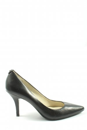Michael Kors Pointed Toe Pumps black business style