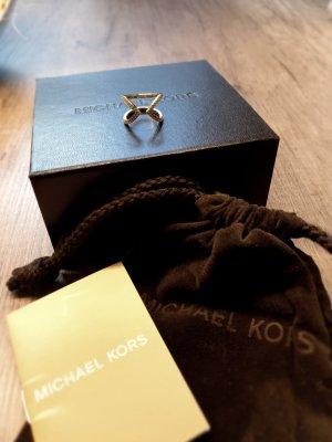 Michael Kors Statement Ring gold Strass