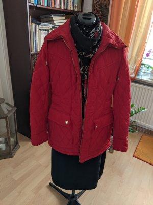 Michael Kors Steppjacke rot Größe 40 Winter kuschelig warm TOP Sonderpreis 65€
