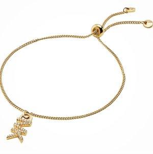 Michael Kors Sterling Silver 925 Armband Gold NEU