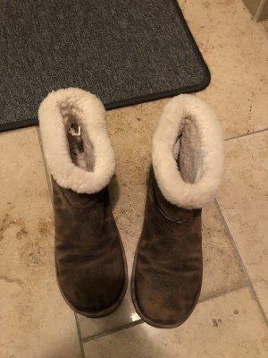 Michael Kors Stiefel / Boots Größe 38 in braun