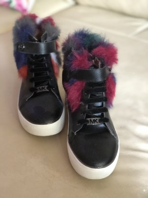 Michael Kors Winter Booties multicolored leather