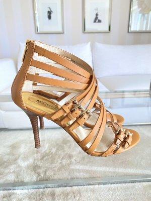 Michael Kors High Heel Sandal multicolored leather