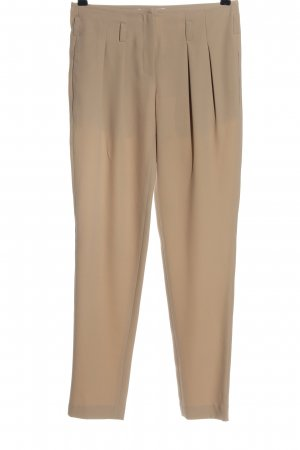Michael Kors Stoffhose creme Business-Look