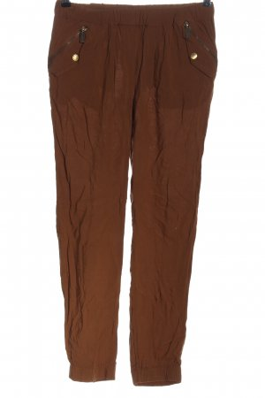 Michael Kors Jersey Pants brown casual look