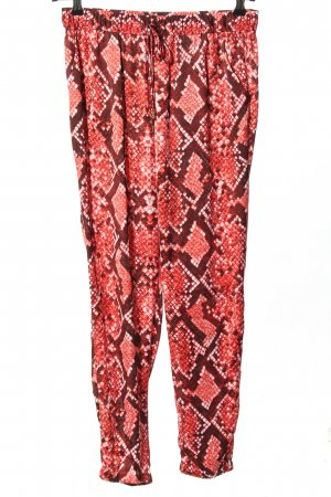Michael Kors Stoffhose Allover-Druck Casual-Look