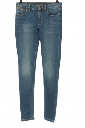 Michael Kors Straight-Leg Jeans blau Casual-Look