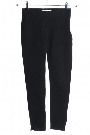 Michael Kors Stretchhose schwarz Casual-Look
