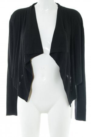 Michael Kors Strick Cardigan schwarz Casual-Look