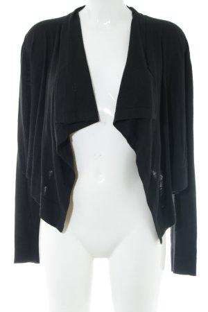 Michael Kors Sweter z dzianiny czarny W stylu casual