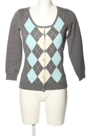 Michael Kors Veste en tricot motif à carreaux style décontracté