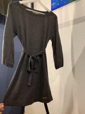 Michael Kors Knitted Dress dark grey