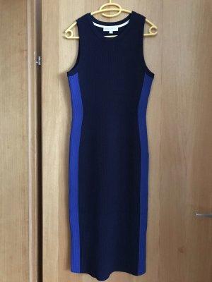 Michael Kors Vestido tejido azul oscuro-azul
