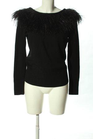 Michael Kors Strickpullover schwarz Elegant