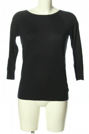 Michael Kors Strickshirt schwarz Casual-Look