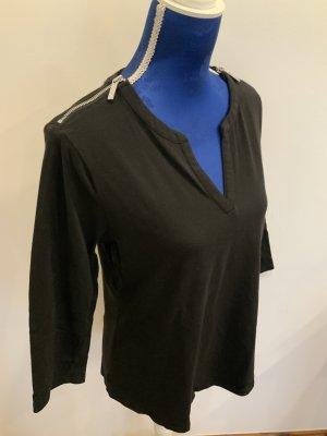 Michael Kors Sweatshirt Gr. L/40 Schwarz