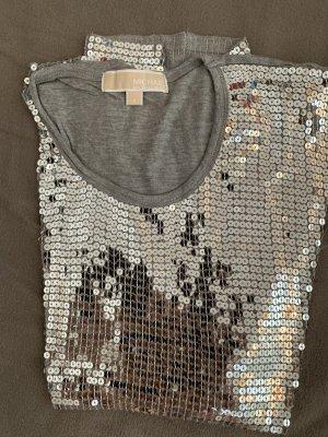 Michael Kors T-Shirt silver-colored