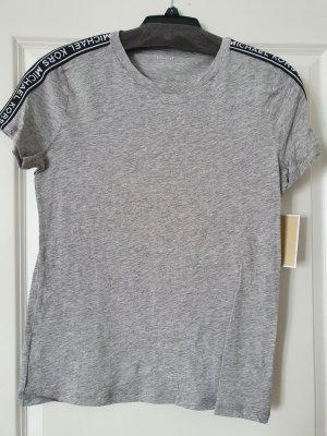 Michael Kors T-shirt Schirt gr. M neu schwarz grau top Oberteil