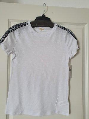 Michael Kors T-shirt Schirt gr. M neu schwarz weiß top Oberteil