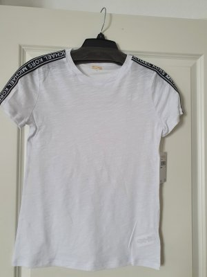Michael Kors T-shirt Schirt gr. S neu schwarz weiß top Oberteil