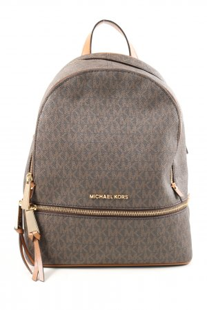 "Michael Kors  ""Medium Backpack"" marrone"