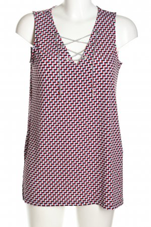 Michael Kors Tanktop Allover-Druck Casual-Look