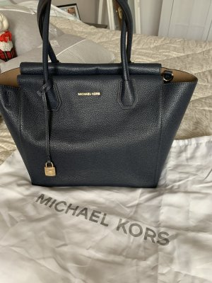 Michael Kors Borsa a tracolla blu scuro