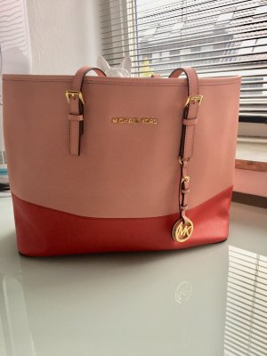 Michael Kors Shopper rouge-rose