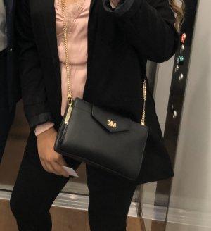Michael Kors Sac porté épaule noir-doré