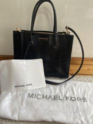 Michael Kors Tasche aus Schlangenleder
