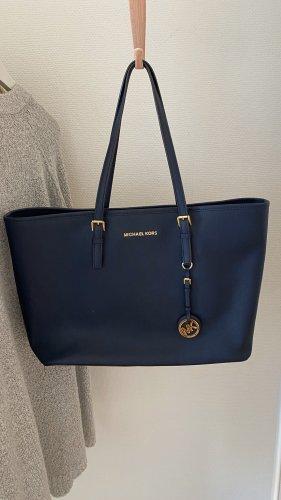 Michael Kors Handbag dark blue
