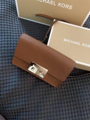 Michael Kors Tasche Braun Gold