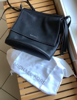 Michael Kors Shopper black leather