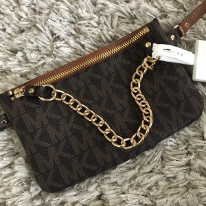 Michael Kors Bumbag brown-cognac-coloured