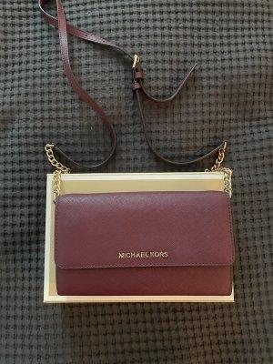 Michael Kors Tasche Gold Rot