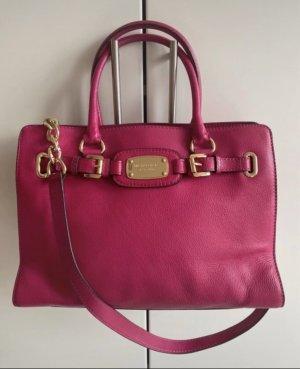 Michael Kors Tasche Hamilton Beutel pink