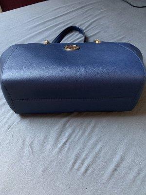 Michael Kors Tasche in dunkel blau