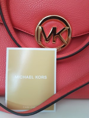 Michael Kors Tasche koralle