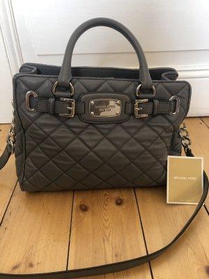 Michael Kors Crossbody bag dark grey leather