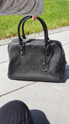 Michael Kors Handtas zwart-zilver